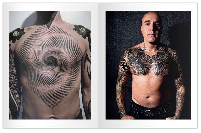 Черным по белому: 10 книг о татуировках. Изображение № 8.