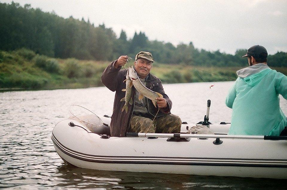 Фоторепортаж: Как редакторы FURFUR съездили на рыбалку. Изображение № 45.