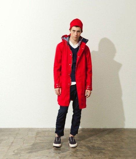 Японская марка Nonnative представила весеннюю коллекцию одежды. Изображение № 13.