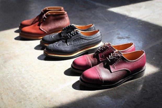 Дизайнер Марк МакНейри и петербургский магазин Mint выпустили совместную коллекцию обуви. Изображение № 2.