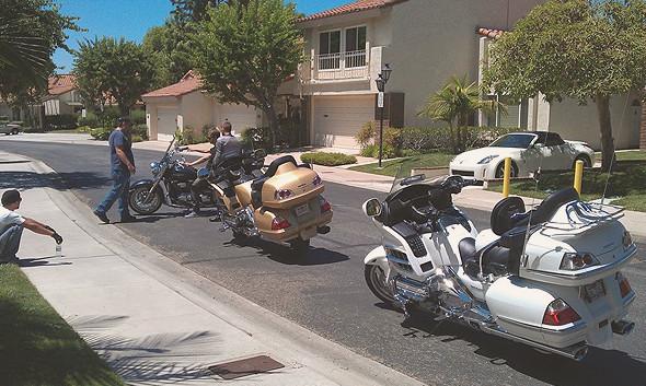 Как я путешествовал по Америке на мотоцикле. Изображение № 8.
