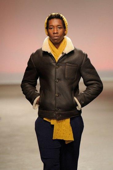 Марка Oliver Spencer представила осеннюю коллекцию одежды. Изображение № 2.
