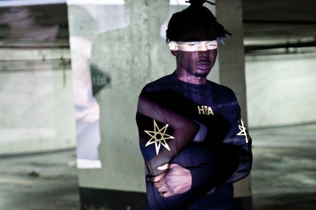 Ритейлер Contraband Boutique снял лукбук новой коллекции марки Hood by Air. Изображение № 5.