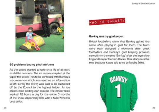 Новая книга о граффити-художнике Бэнкси. Изображение № 3.
