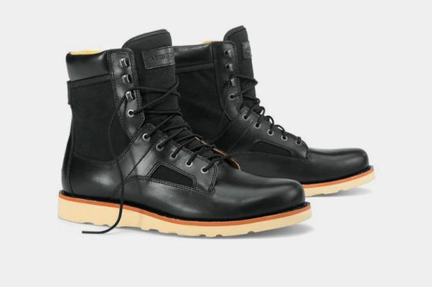 Марка Timberland выпустила осеннюю коллекцию обуви. Изображение № 1.