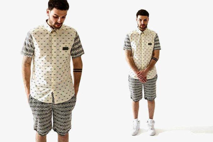 Марка Play Cloths анонсировала лукбук новой коллекции. Изображение № 7.