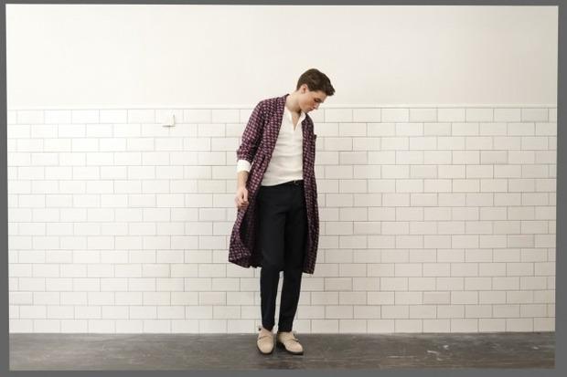 Марка Gant Rugger опубликовала второй лукбук осенней коллекции одежды. Изображение № 10.