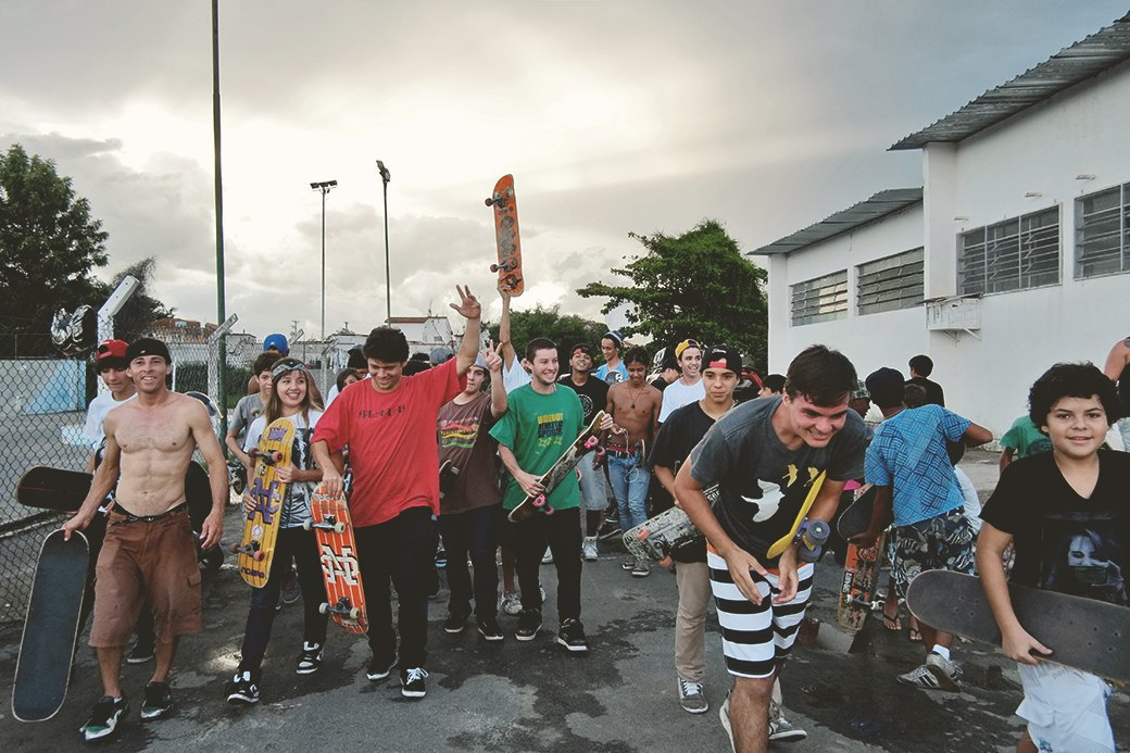 Доска почета: Несколько дней со скейтбордистами Сан-Паулу. Изображение № 24.