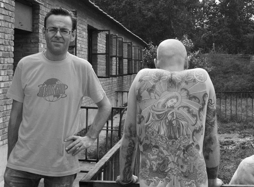 Как татуировка стала формой искусства. Изображение № 5.