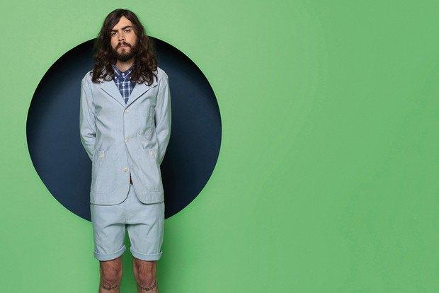 Французская марка Sixpack опубликовала лукбук весенней коллекции одежды. Изображение № 8.