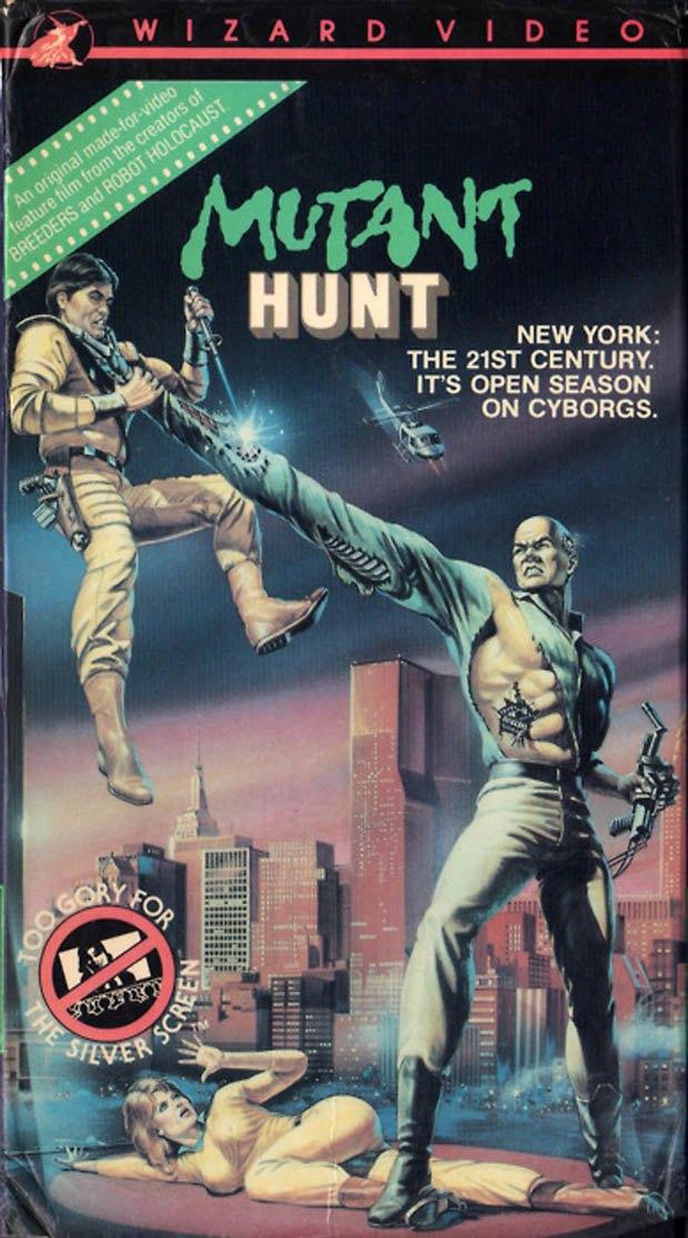 VHS Cover Junkie: Tumblr-блог коллекционера обложек видеокассет . Изображение № 26.