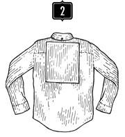 How to: Как сложить рубашку. Изображение №3.