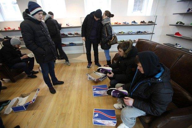Московский магазин Sneakerhead переехал в новое помещение. Изображение № 9.