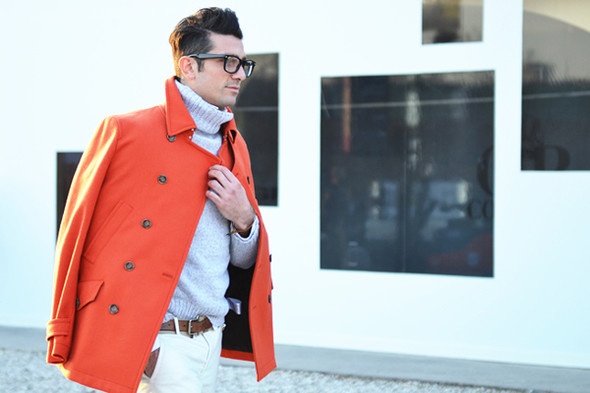 Итоги Pitti Uomo: 10 трендов будущей весны, репортажи и новые коллекции на выставке мужской одежды. Изображение № 37.