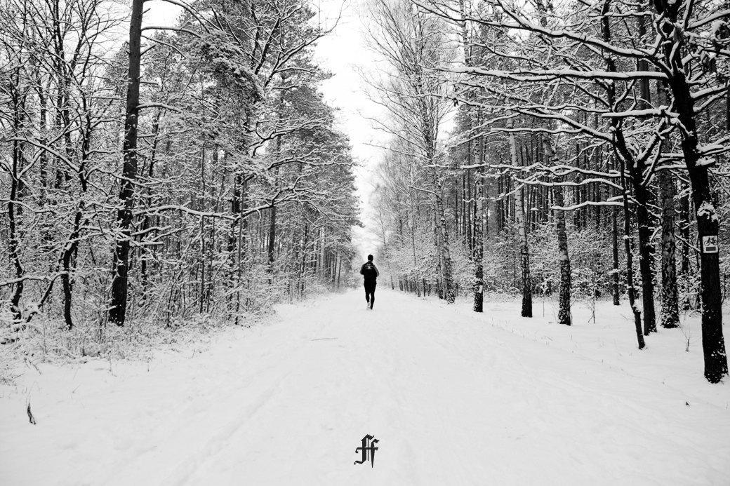 Как правильно бегать зимой. Изображение № 1.