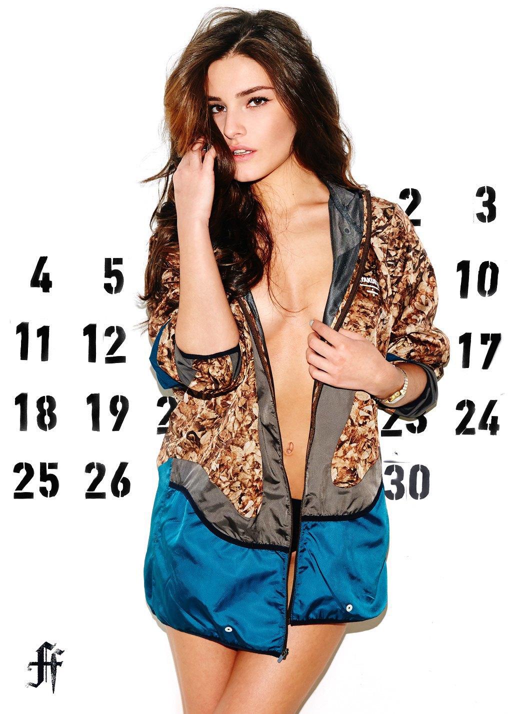 Календарь FURFUR на 2013 год: Ноябрь. Изображение № 1.