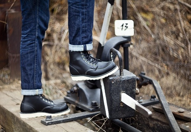 Магазин Brandshop опубликовал лукбук обувной марки Red Wing. Изображение № 6.