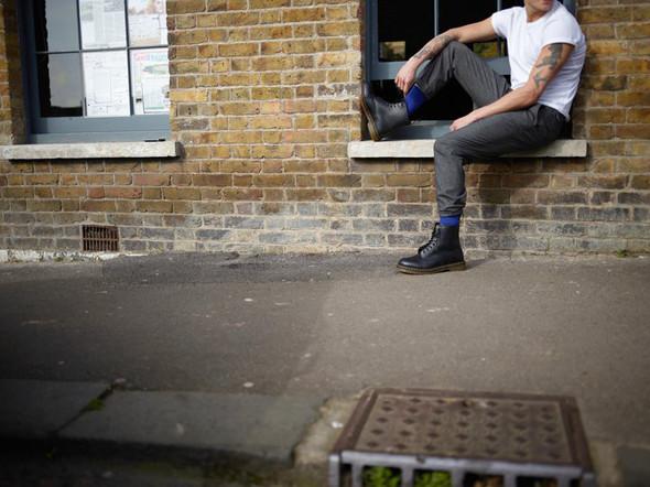 Крутой замес: Новая коллекция ботинок Dr Martens. Изображение № 8.