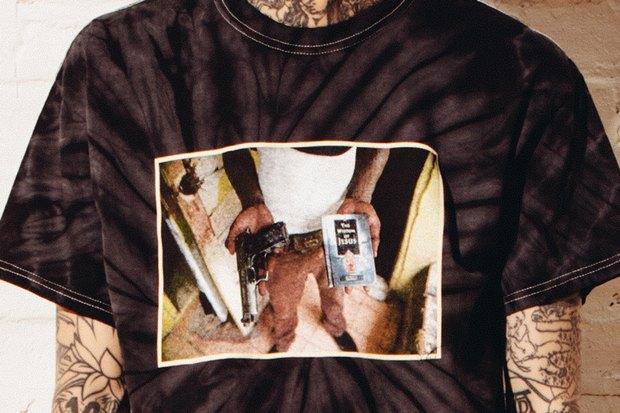 Марка 10.Deep и фотограф Boogie выпустили совместную коллекцию футболок. Изображение № 5.