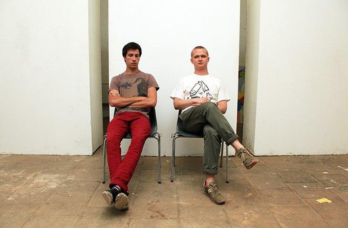 «Одинаково разные»: интервью с граффити-художниками Adno и Gera IX. Изображение № 1.