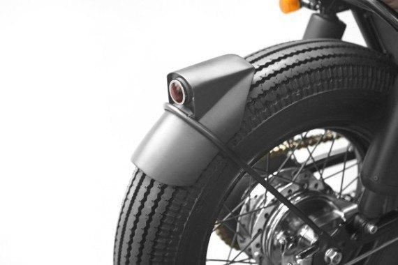 Мотомастерская Thrive Motorcycle представила каферейсер на базе Yamaha XS650 . Изображение № 5.
