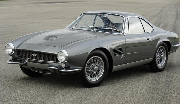 Самый дорогой в мире Aston Martin ушел с молотка за 4,9 миллиона долларов. Изображение № 1.