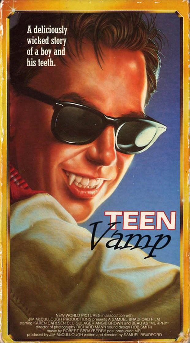 VHS Cover Junkie: Tumblr-блог коллекционера обложек видеокассет . Изображение № 34.