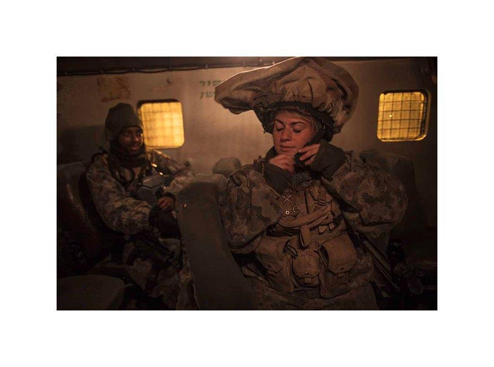 Фотопроект: Как служат женщины в армии Израиля. Изображение № 35.