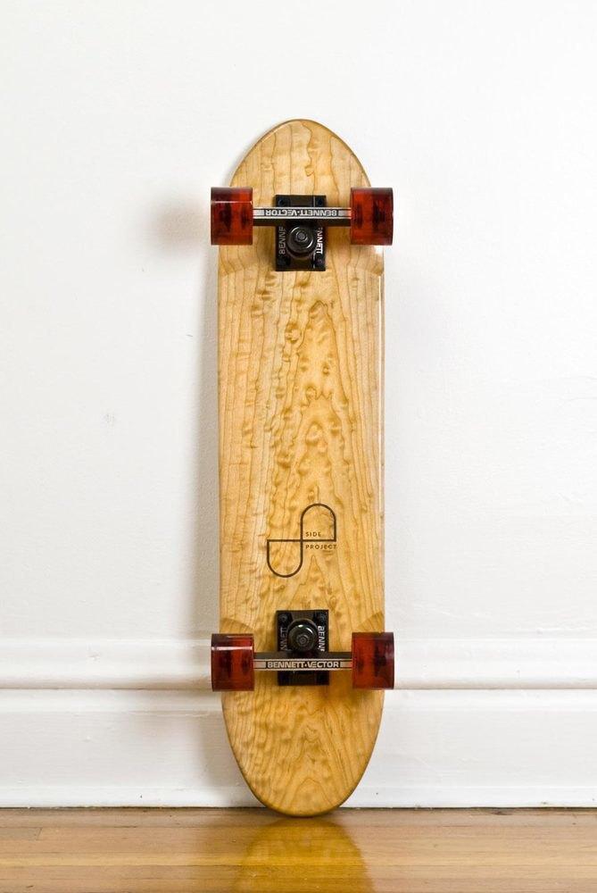 Дизайнер Джейк Эшелман выпустил коллекцию скейтбордов ручной работы. Изображение № 2.