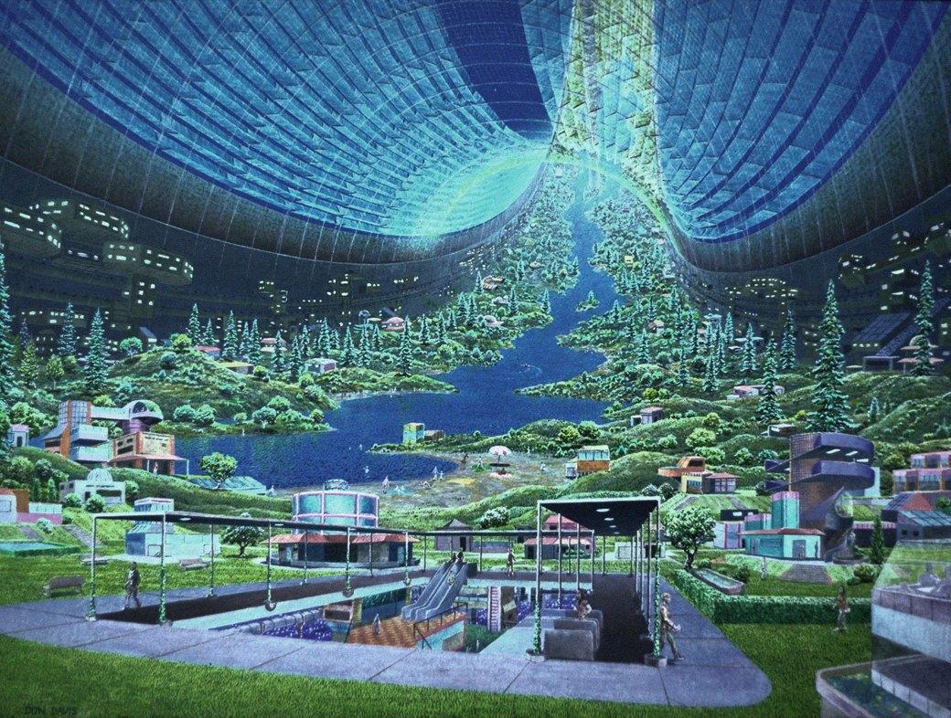 Космос как предчувствие: 3 способа покинуть галактику. Изображение № 4.