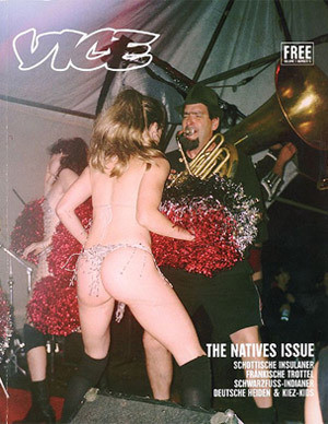 Жопы на обложках Vice. Изображение № 14.