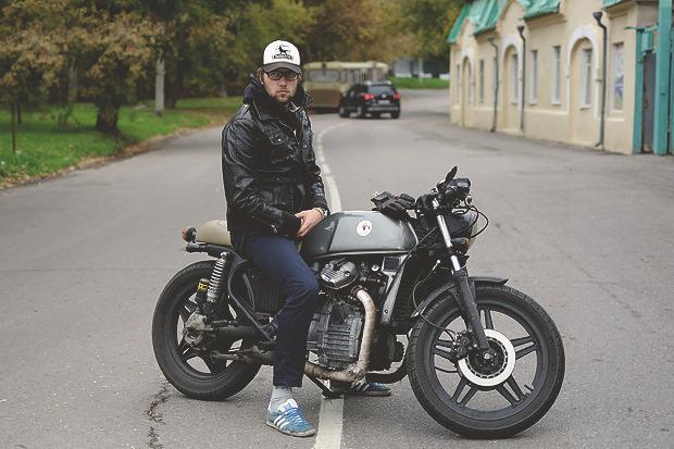 Владельцы кастомов рассказывают о своих мотоциклах. Изображение № 2.