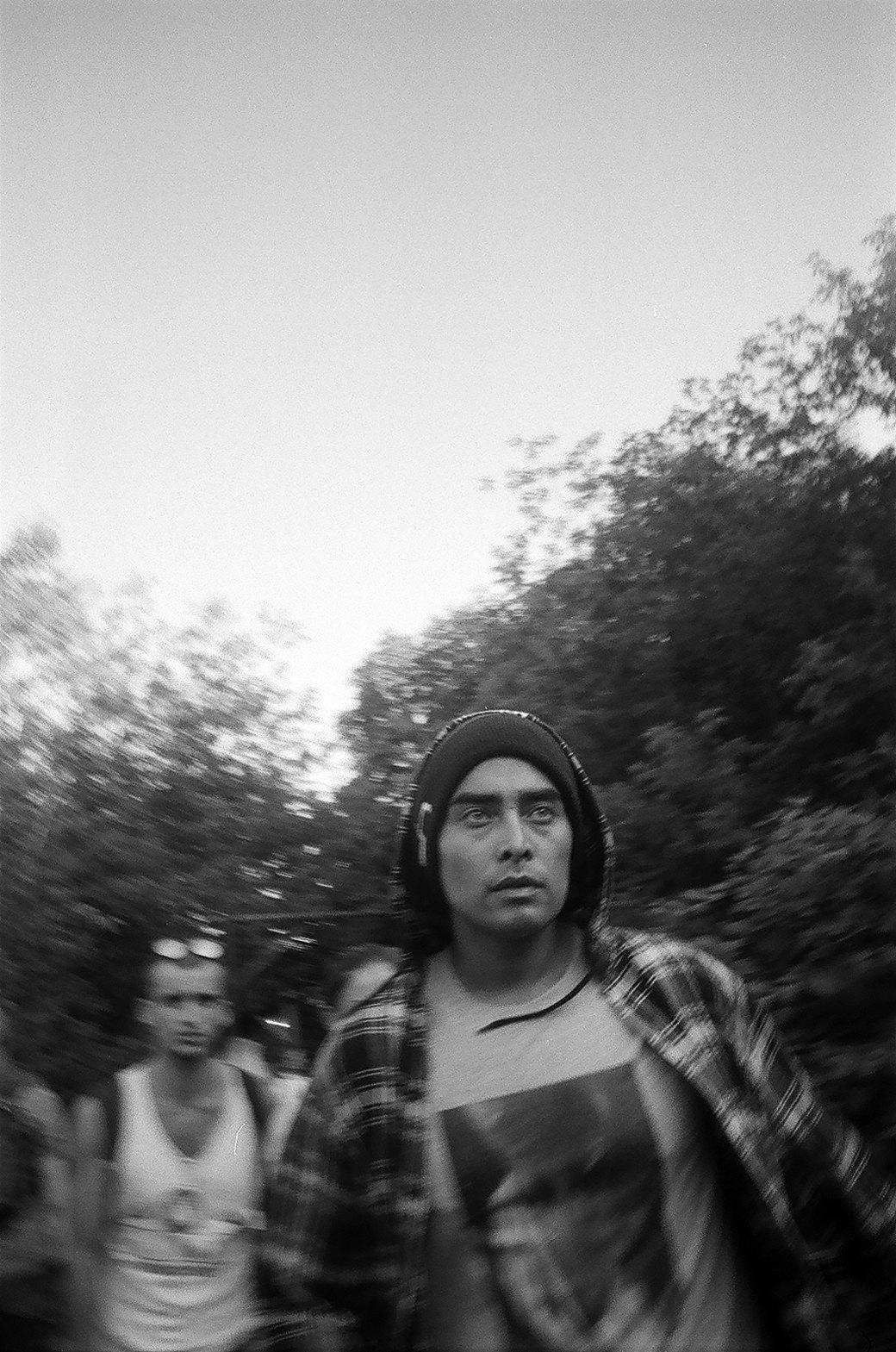 Голова кругом: Альтернативный фотоотчёт с Outline. Изображение № 50.