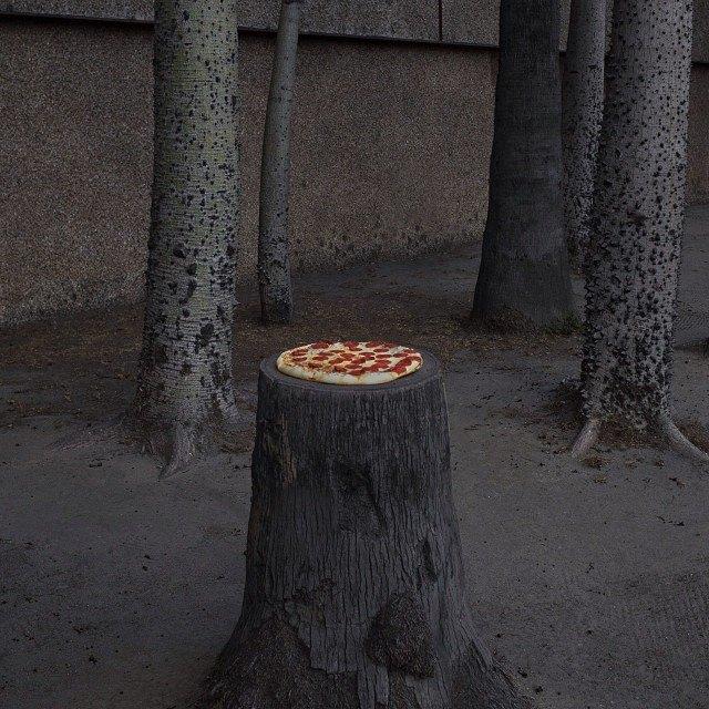 Pizza in the Wild: Приключения пиццы пепперони в проекте Джона Пола Дугласа. Изображение № 11.