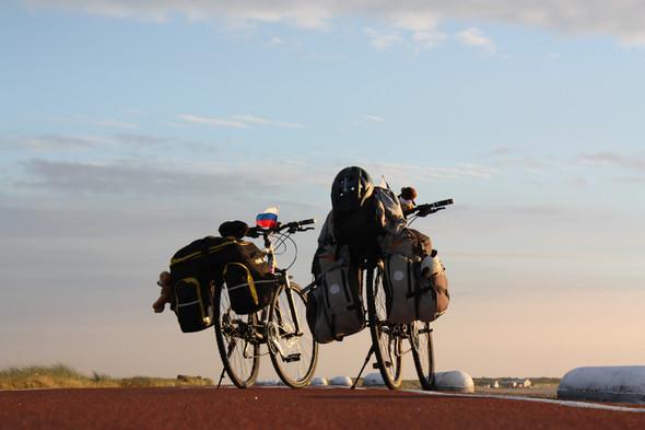 Фильм о путешествии из России в Португалию на велосипедах. Изображение № 7.