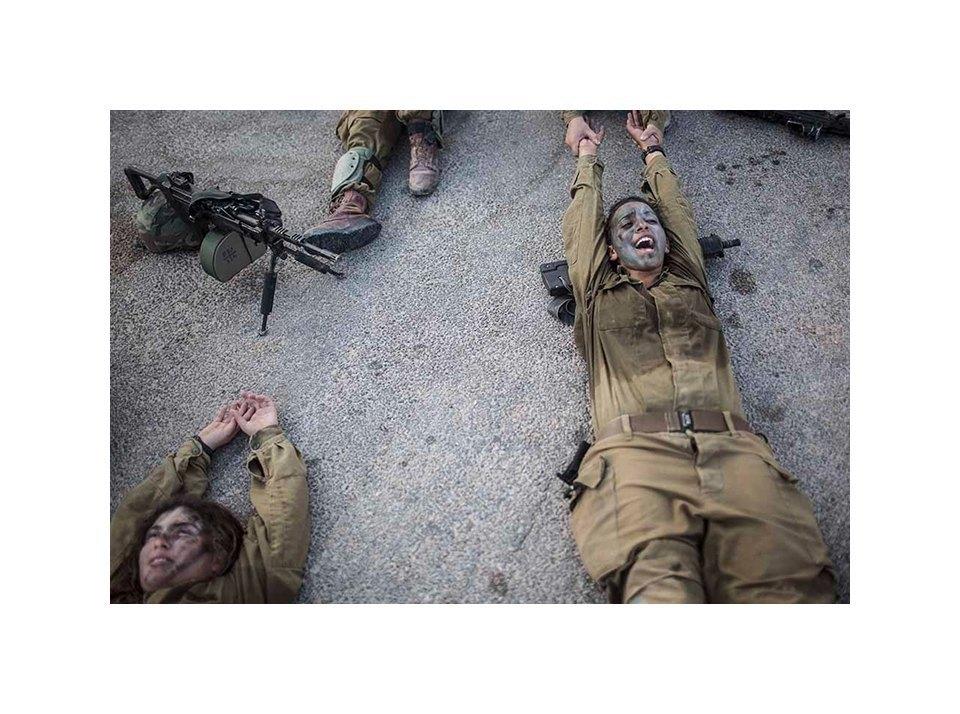 Фотопроект: Как служат женщины в армии Израиля. Изображение № 14.