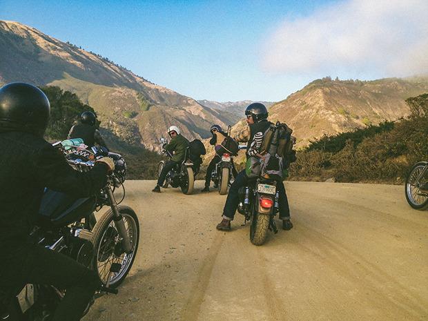 Фоторепортаж создателей марки Brixton из их путешествия по Калифорнии. Изображение № 13.