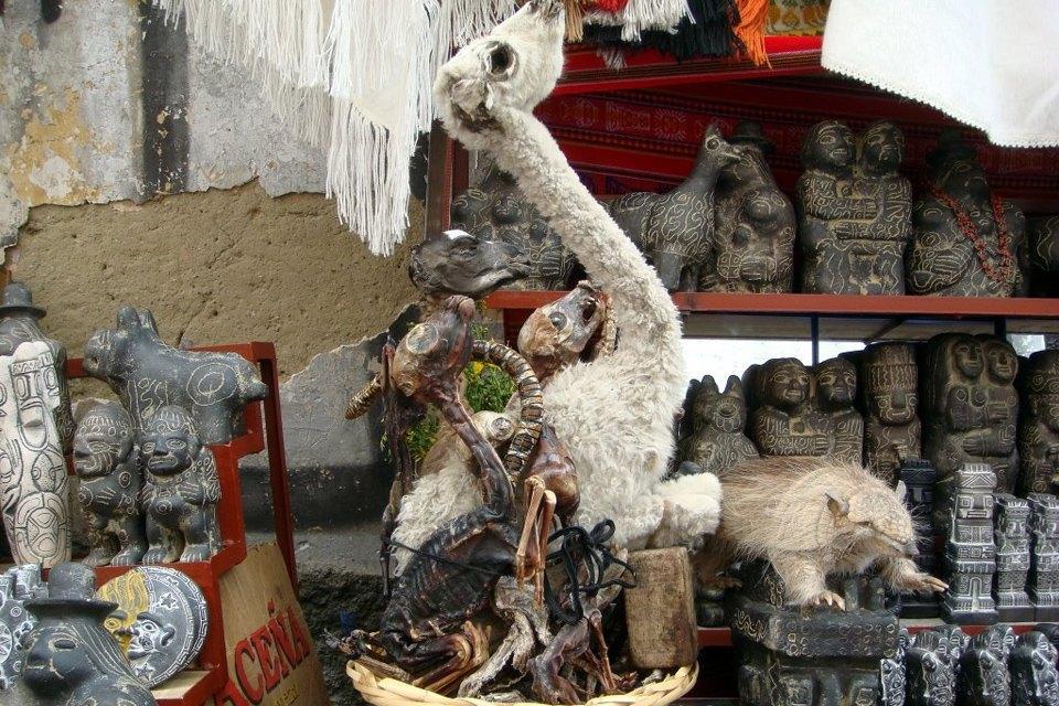 Обыкновенная магия: Четыре главных колдовских рынка мира. Изображение № 27.