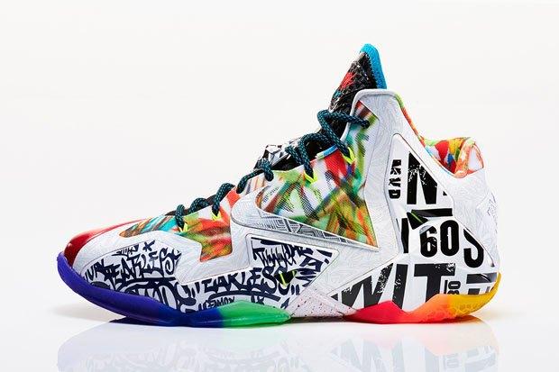 Nike анонсировали новую коллекцию кроссовок LeBron 11 и KD VI. Изображение № 2.