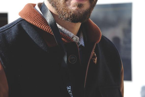 Детали: Репортаж с выставки мужской одежды Pitti Uomo. День первый. Изображение № 2.
