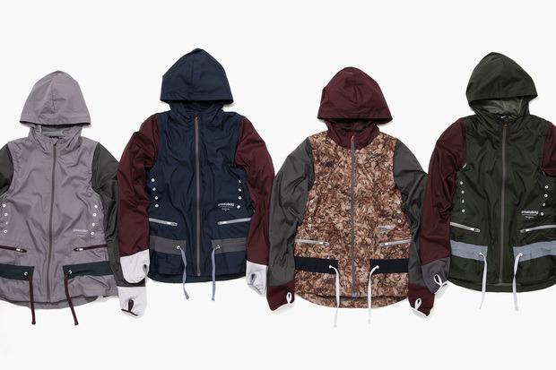 Nike и Undercover выпустили совместную коллекцию одежды линейки Gyakusou . Изображение №1.