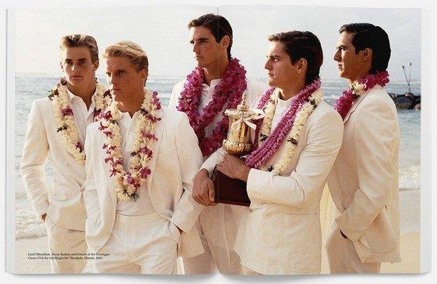 Вышел второй номер журнала Saturdays Magazine американской марки Saturdays Surf NYC. Изображение № 9.
