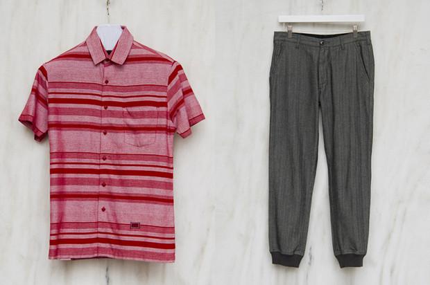 Американская марка Freshjive выпустила вторую часть весенней коллекции одежды. Изображение № 4.