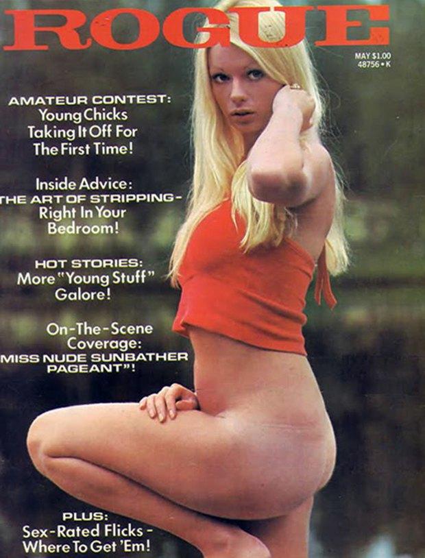 Ушедшая эпоха: 6 эротических журналов прошлого столетия. Изображение №14.