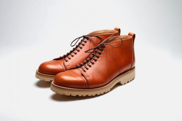 Марка Grenson выпустила осеннюю коллекцию обуви. Изображение № 8.