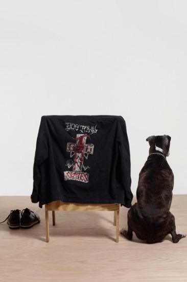 Марка Stussy Deluxe выпустила лукбук осенней коллекции одежды. Изображение № 8.