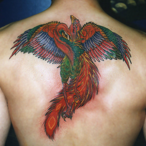 Новое видео о легендарных татуировщиках журнала Vice. Изображение № 7.