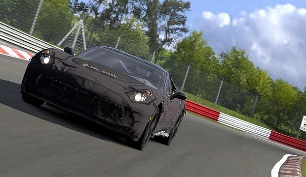 Chevrolet предлагает испытать новый Corvette 7 на PlayStation. Изображение № 1.