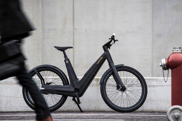 Фирма Leaos представила городской электробайк. Изображение № 10.