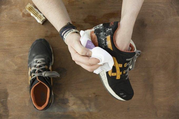Совет: Как чистить кроссовки. Изображение № 7.